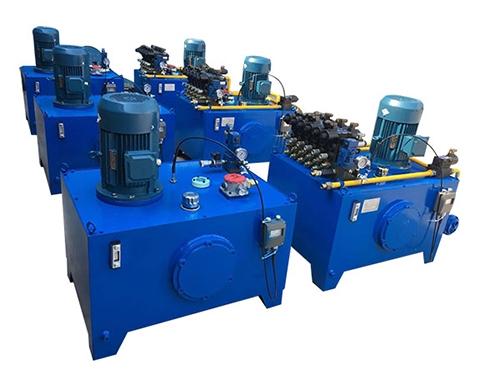 高炉炉顶液压系统