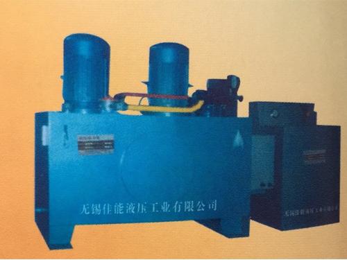 双机双泵电炉液压缸